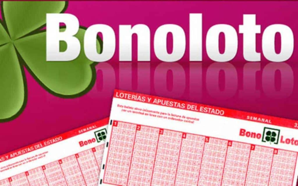 bonoloto logo and tickets