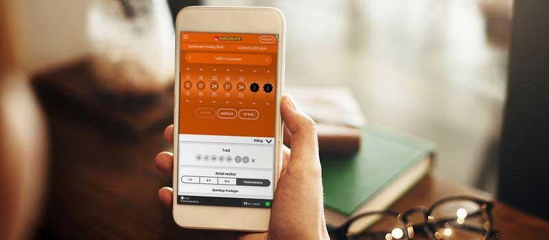 play eurojackpot on mobile