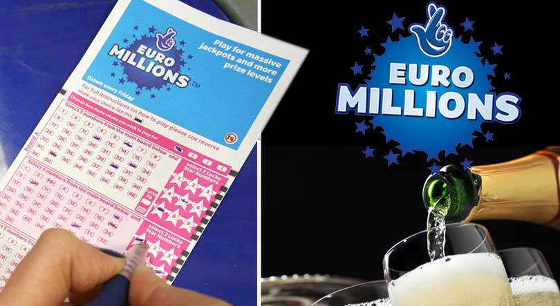 winning euromillions ticket