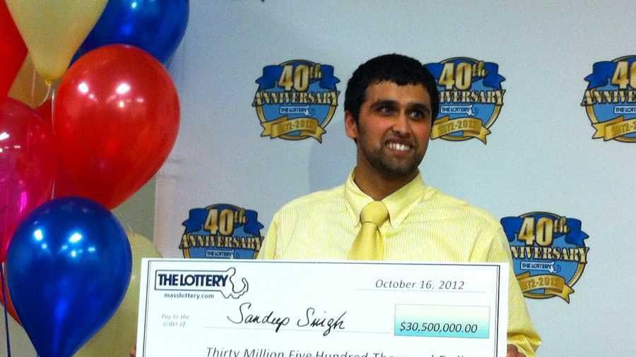 Indian Singh won Mega Millions