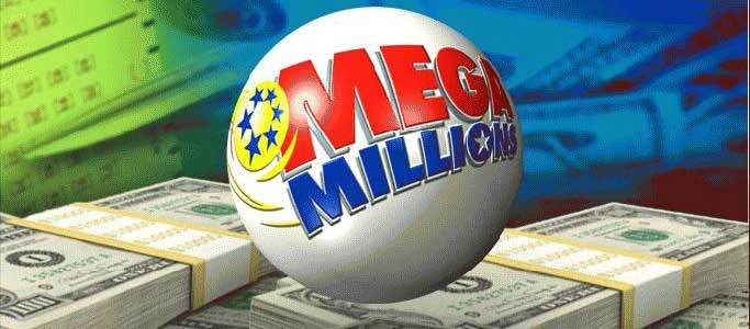 dollar win and mega millions logo