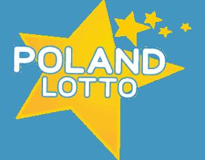 A transparent poland lotto logo