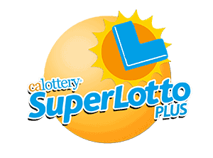 Logo of California Superlotto plus lottery