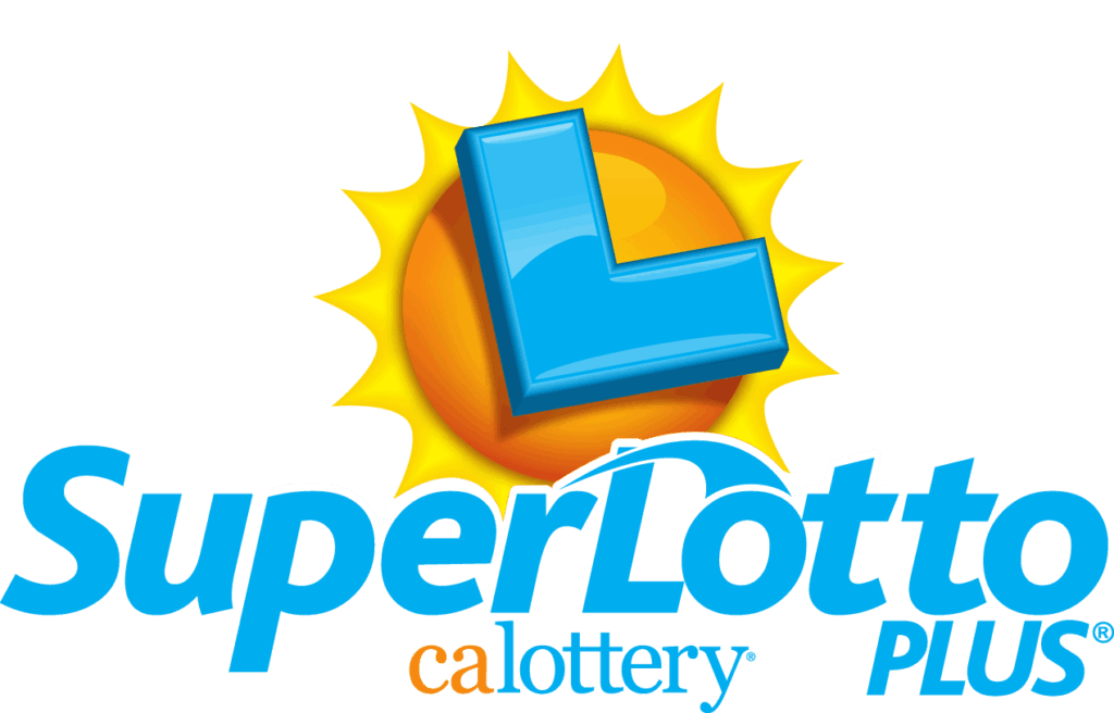 logo of the california superlotto plus