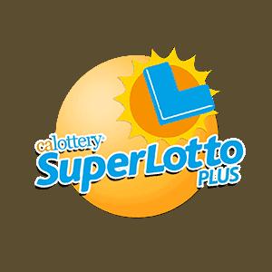 Logo of California Superlotto plus lottery