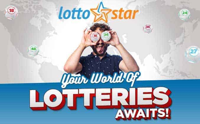 lotteries at lottostar