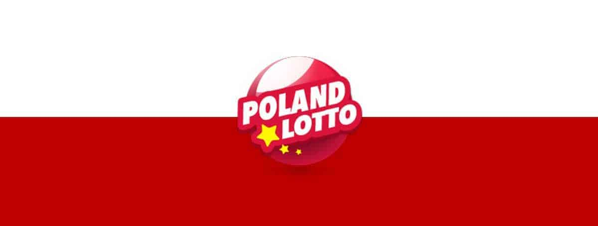 banner of the polish lotto