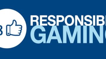 Responsible gaming banner