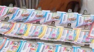 Legal Indian lottery tickets