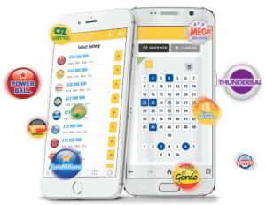 mobile lottery in india