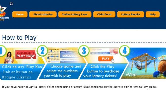 Bhagyalakshmi Lottery