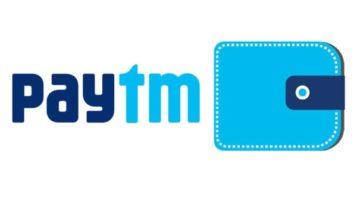 logo of paytm india