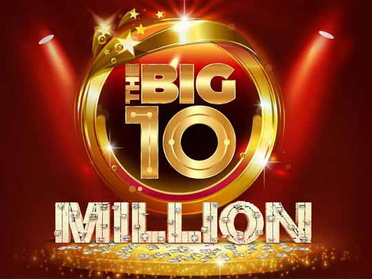 big ticket 10 million dh prize