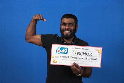 indian 6/49 lottery winner