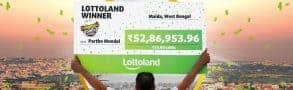 52 Lakh Won in Online Lottery by West Bengal Player