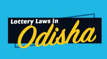 lottery laws of odisha