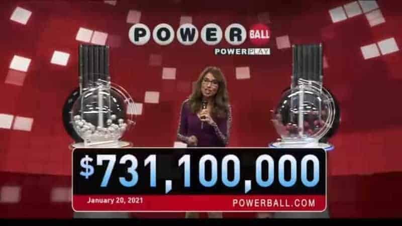 powerball winner 20 january 2021